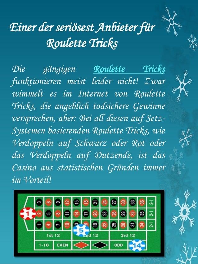 casino rot schwarz trick
