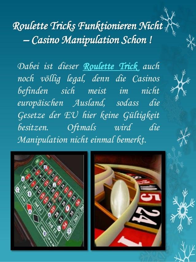roulette casino tricks