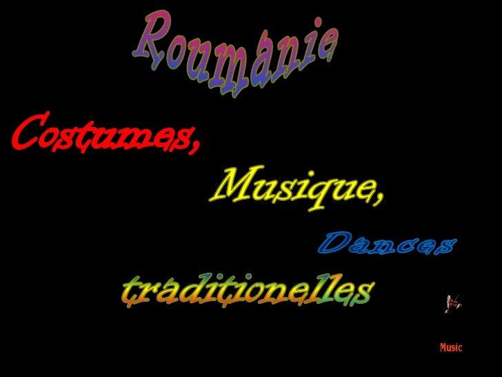 Roumanie Dances
