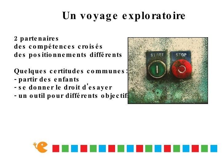 Ordinateur Mediateur _ Roumics Novembre09 Slide 2