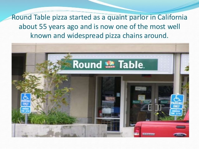 Round Tablepizzadeliveryjobs - Round table pizza delivery near me