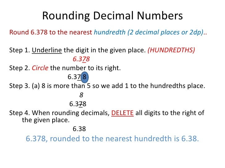 rounding mixed decimals to the nearest Rounding decimal numbers to the nearest hundredth will help students practice this key fifth grade skill try our free exercises to build knowledge and confidence.