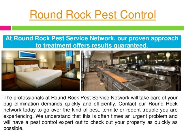 Round Rock Pest Service Slide 3