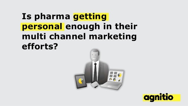 Is pharma getting personal enough in their multi channel marketing efforts?