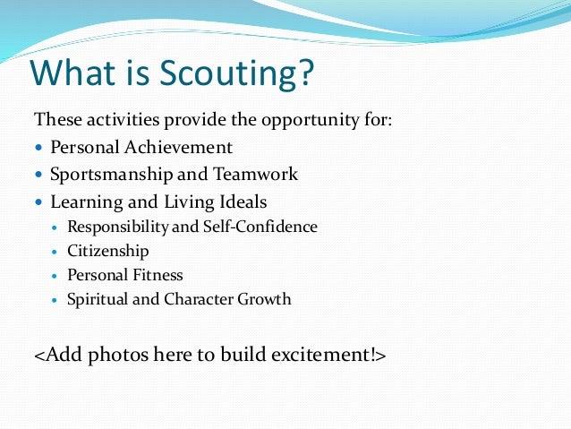 cub scout roundup 2014 presentation template