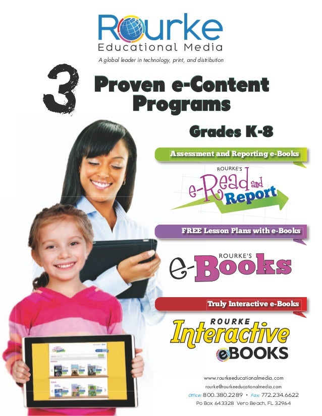 3    A global leader in technology, print, and distribution    Proven e-Content       Programs                            ...