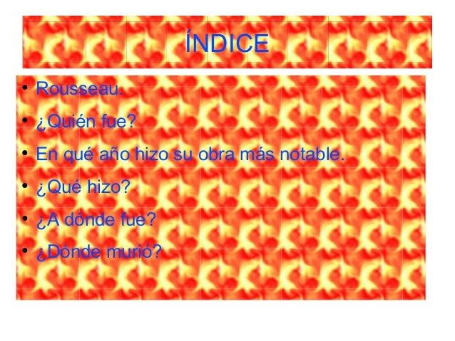 Rousseau 3 Slide 2