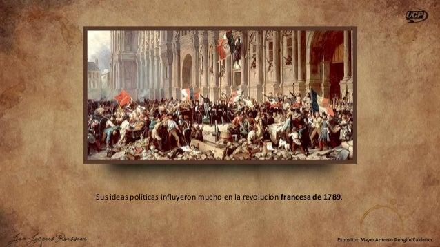Debido a motivos religiosos, la familia Rousseau se exilió a Ginebra cuando era una ciudad-estado independiente. Allí, Suz...