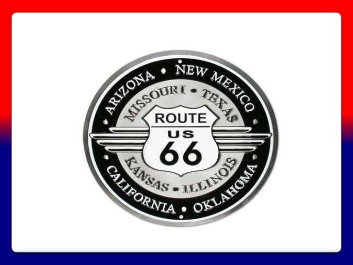 Route 66 slide show