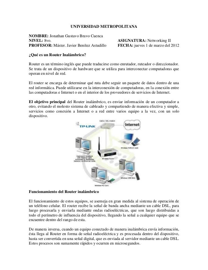 UNIVERSIDAD METROPOLITANANOMBRE: Jonathan Gustavo Bravo CuencaNIVEL: 8vo.                                           ASIGNA...