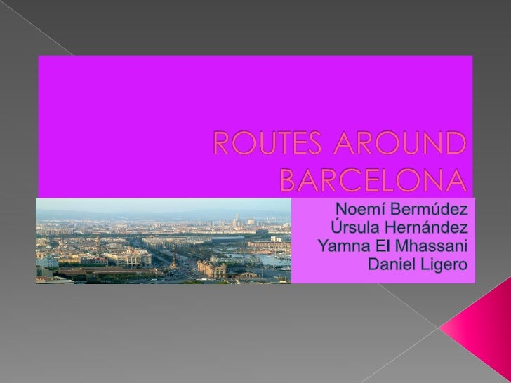    Barcelona is the most populous city of the     Autonomous Community of Catalonia and     the second largest city in Sp...