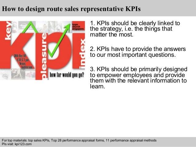 route sales representative