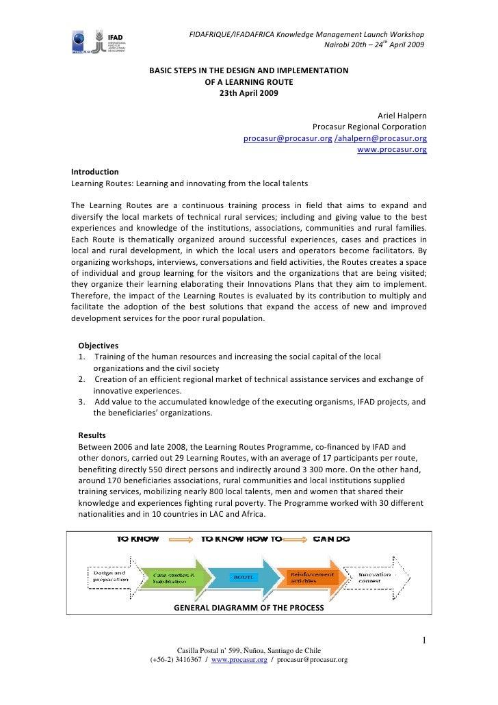 FIDAFRIQUE/IFADAFRICA Knowledge Management Launch Workshop                                                                ...