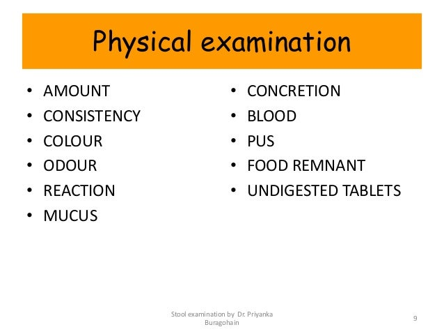 meaning of pus cells in stool