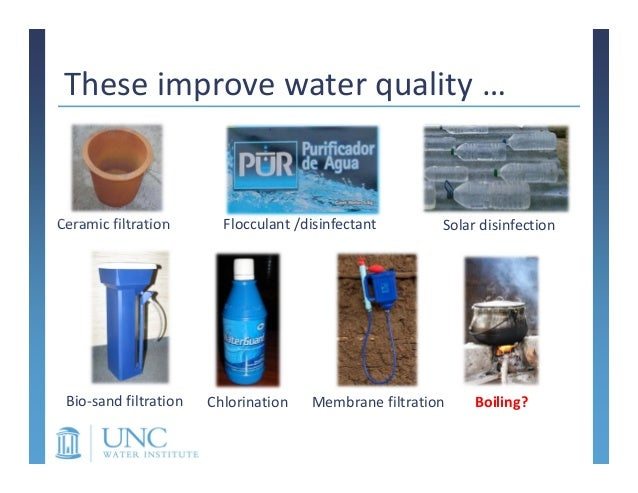 the importance of improving the water quality Free water quality papers, essays, and  the importance of drinking water quality  man's efforts to improve the environment in which he lives and improve their .