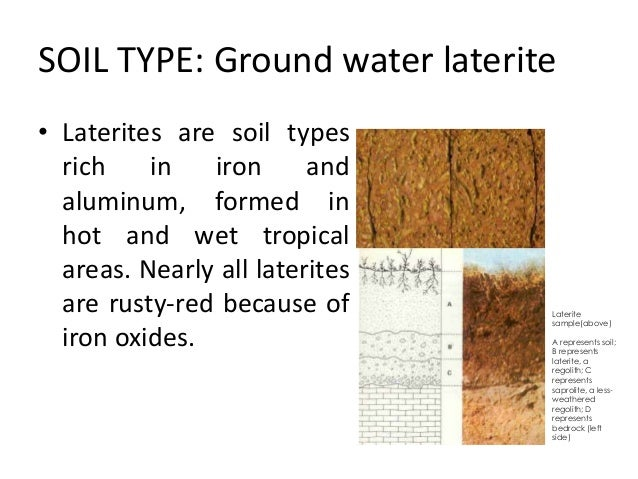 Roxas blvd manila pasay philippines soil type research for Soil and its types
