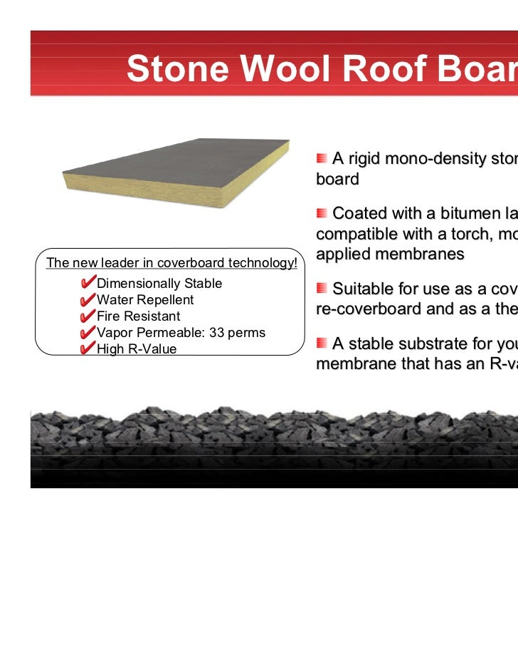 Sustainable solutions for thermal fire sound control for Roxul mineral wool r value