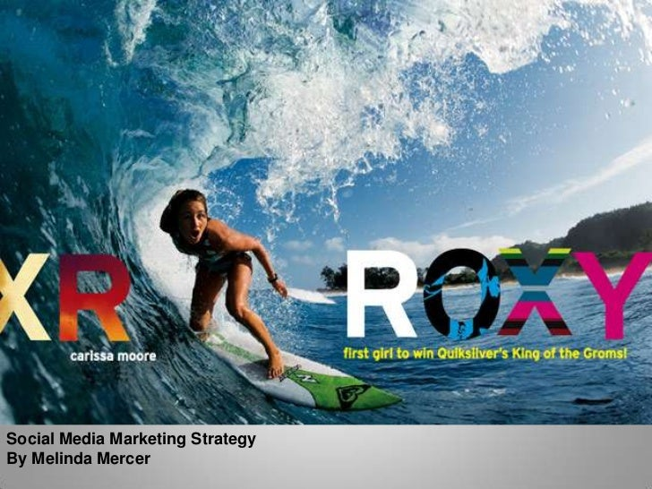 Social Media Marketing Strategy<br />By Melinda Mercer<br />