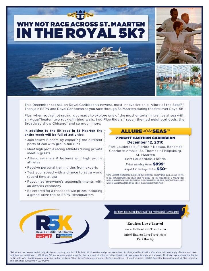 cruise flyer