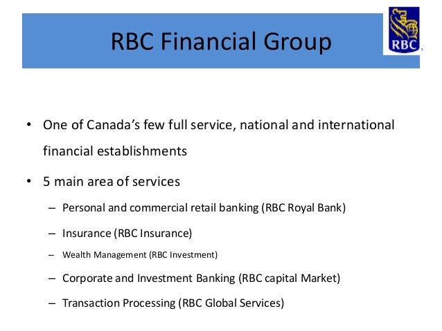 swot analysis rbc Rbc wealth management (ry) : company profile and swot analysis  company profile and swot analysis contains in depth information and data about the company and .