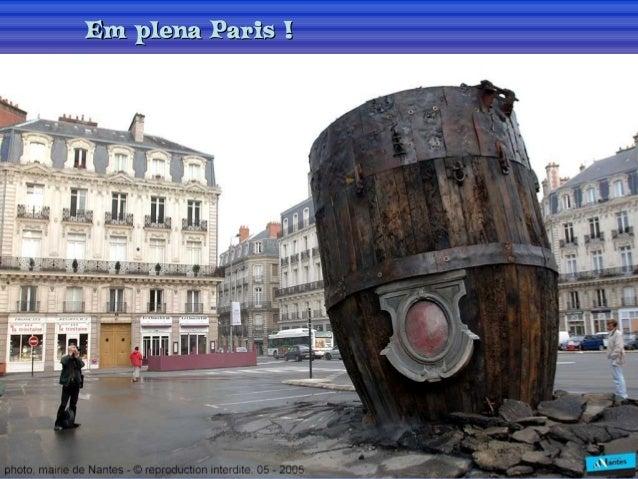 Em plena Paris !Em plena Paris !
