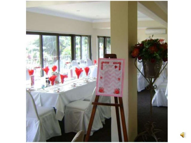 Royal durban   venue hire