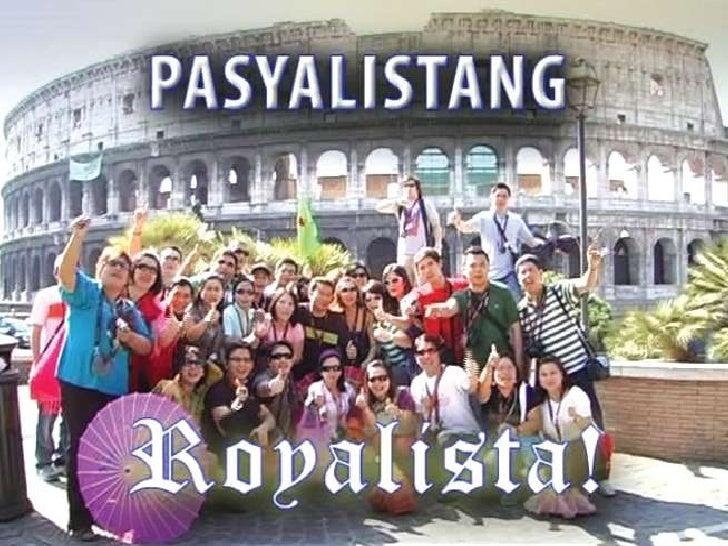 Royale presentation class a