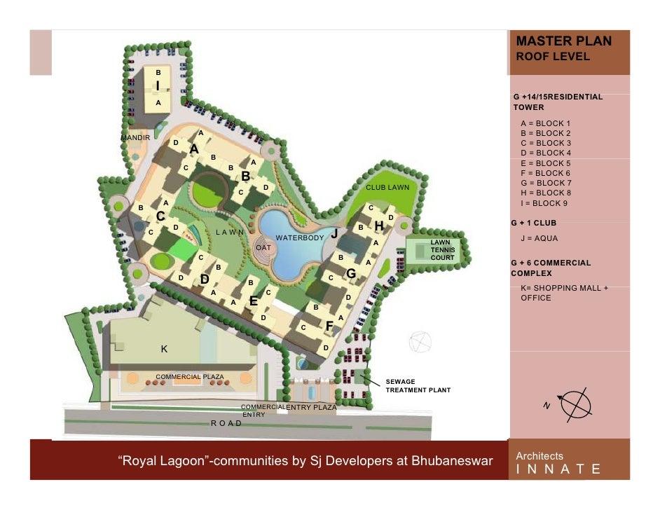 The royal lagoon bhubaneswar for Banes planning