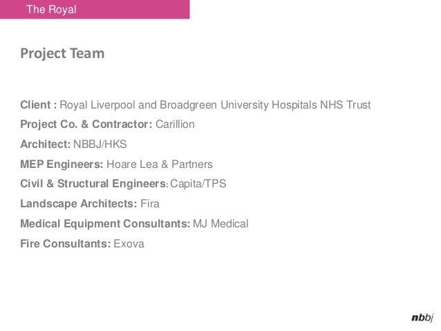 Royal liverpool hospital nbbj hks af h nw