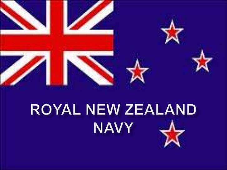 Royal New Zealand Navy<br />