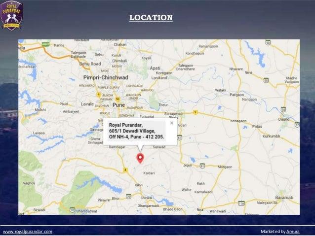 Royal Purandar Na Plots For Sale Near Pune