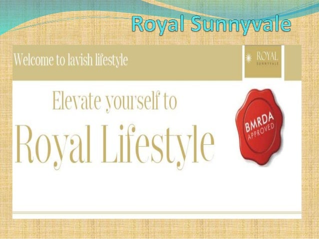 It's Prime; Its Peaceful  Royal Sunnyvale is a world-class community of villas conceived and developed by MS Shelters. Th...