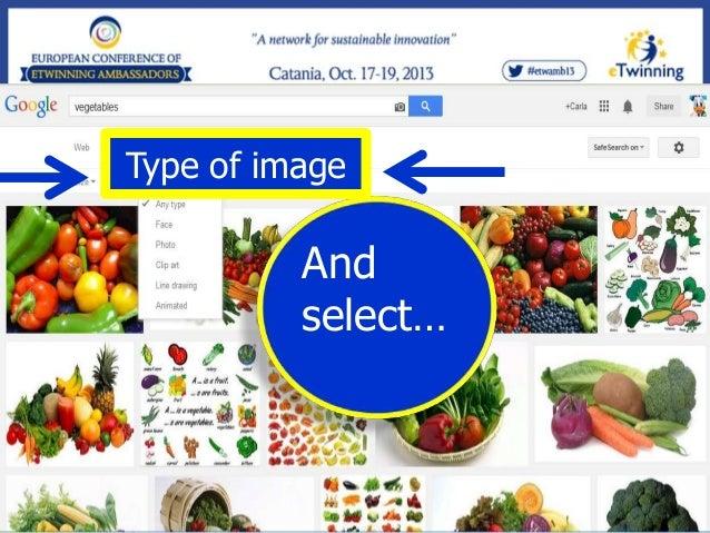 Then select…  Advanced search