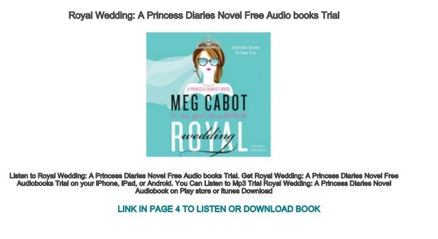 The princess diaries books free download.