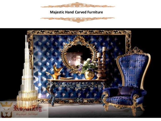 Royalzig Luxury Amp Designer Furniture Hand Carved Home