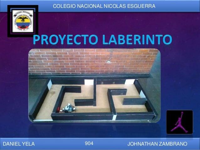 COLEGIO NACIONAL NICOLAS ESGUERRA 904DANIEL YELA JOHNATHAN ZAMBRANO