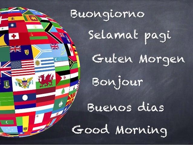 Guten Morgen Good Morning Buenos Dias Lied : World class service excellence by roy quejada