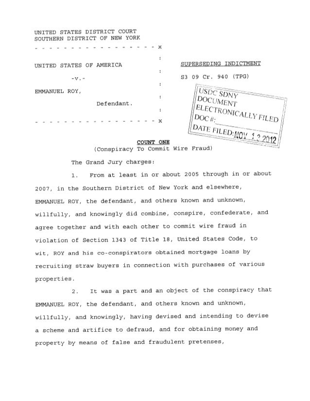 Case 1:09-cr-00940-TPG Document 84  Filed 11/13/12 Page 1 of 10