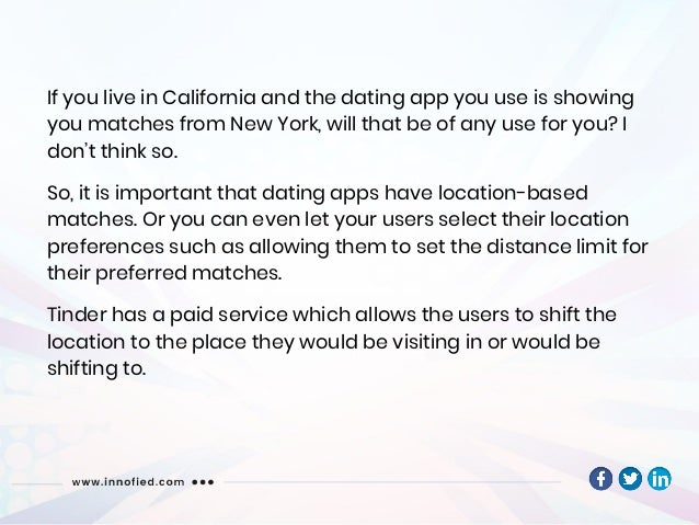 Beste California dating apps