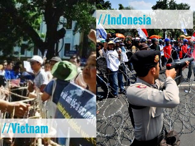 //Vietnam //Indonesia