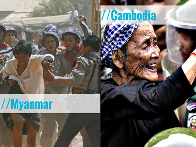 //Myanmar //Cambodia