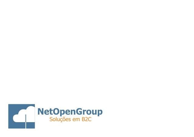 A NetOpenGroup é focada em soluções B2C. Acreditamos na responsabilidade compartilhada com nosso povo, planeta e sociedade...