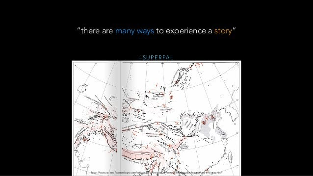 """– S U P E R PA L """"there are many ways to experience a story"""" http://www.scientificamerican.com/article/how-the-deadly-nepa..."""