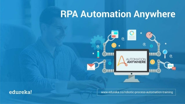 Rpa Automation Anywhere Tutorial