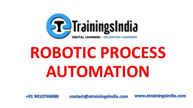 RPa Online Training | RPA Introduction | RPA Automation