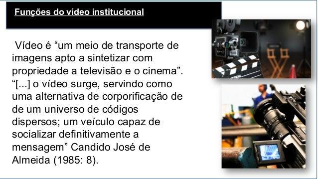 RELAÇÕES PUBLICAS criação e produção audiovisual  aula 2 Slide 3