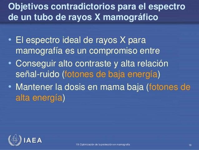 Que es la energia de fotones en mamografia 17