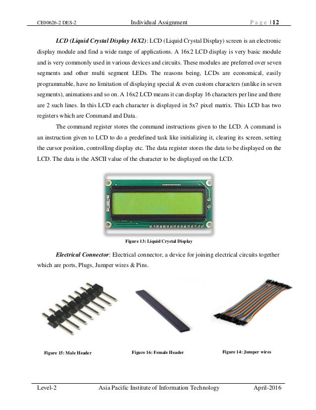 Door control embedded system using accelerometer sensor