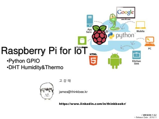 Raspberry Pi GPIO Programming with Python
