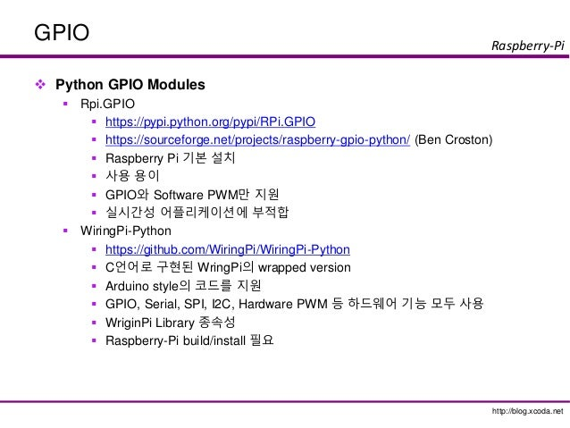 raspberry pi gpio with python rh slideshare net